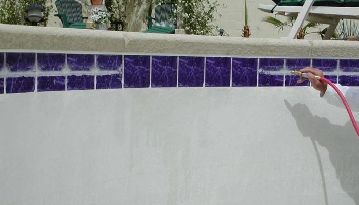 pool restoration s bead blasting portfolio
