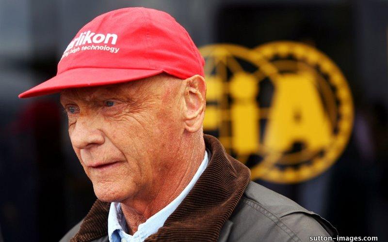 "Lauda:"" Άχρηστό το D.R.S."""