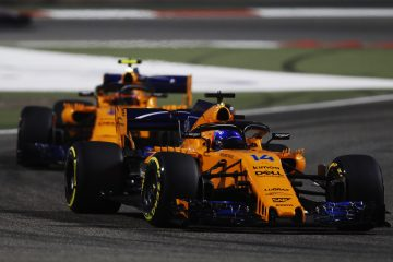 Fernando Alonso - McLaren - Bahrain Grand Prix 2018