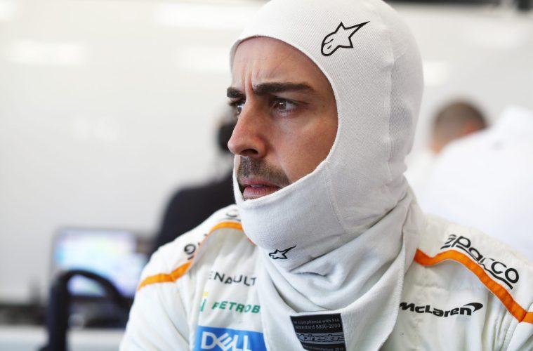Fernando Alonso - McLaren 2018