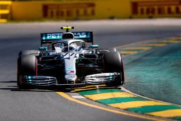 Valtteri Bottas takes Australian Grand prix Win