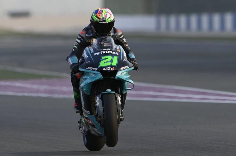 Franco Morbidelli (SRT Petronas Yamaha Flickr)