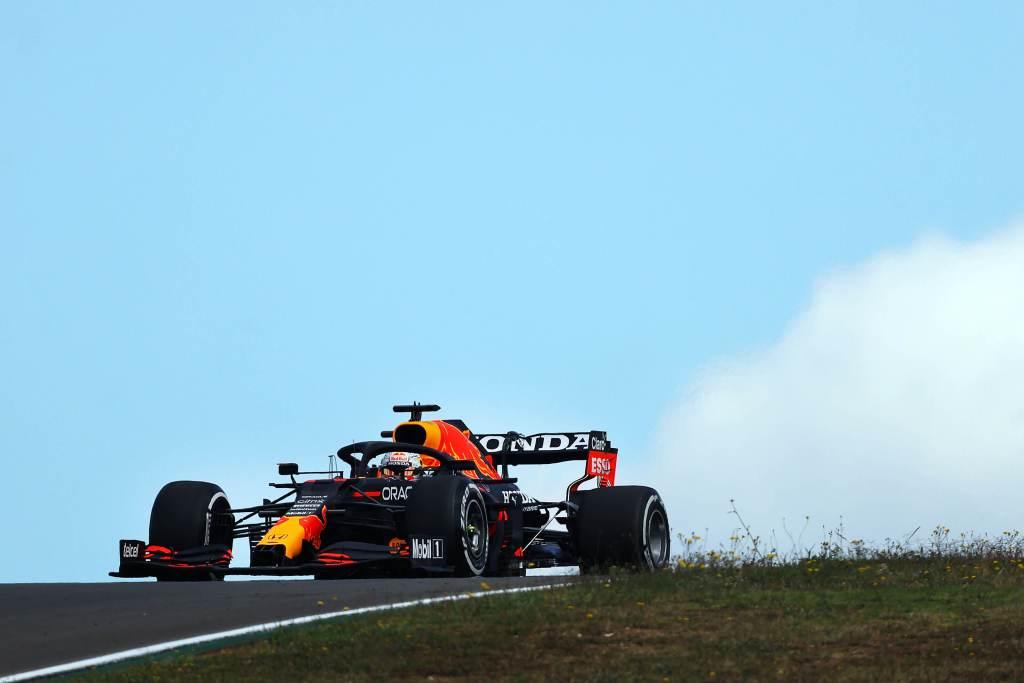 Max Verstappen Mercedes F1 Portuguese GP 2021 Free Practise