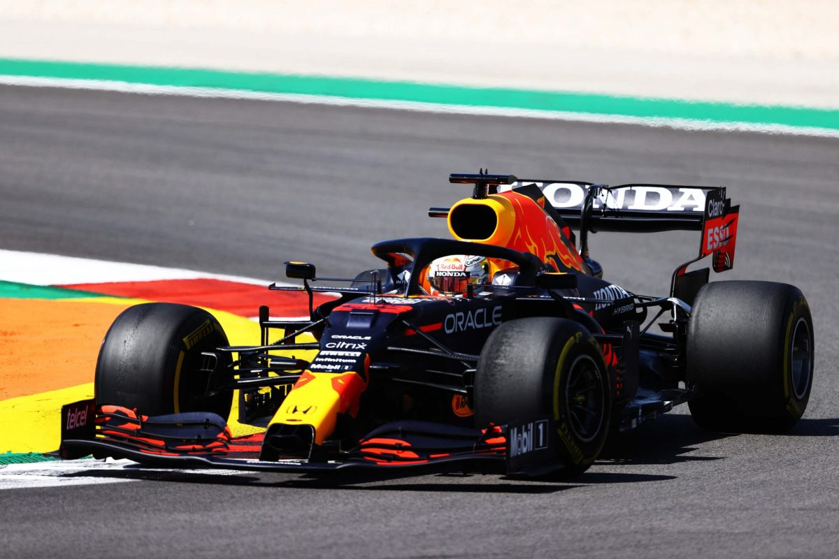 Max Verstappen F1 Red Bull Portugal 2021 Race