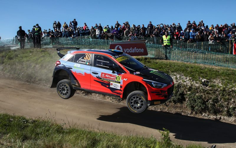 Oliver Solberg Will Miss Rally Sardegna. Petter Possitive to Covid-19