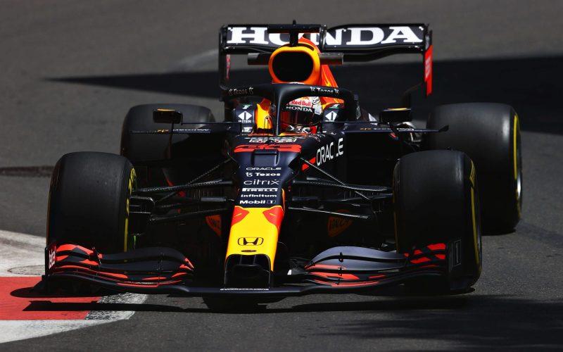 Max Verstappen F1 Red Bull Azerbaijan GP 2021 FP1