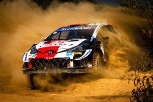 Rally Σαφάρι - 1η Μέρα: Κυριαρχία Toyota στην υπερειδική