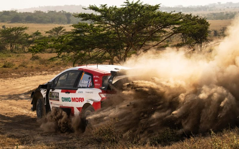 Rally Σαφάρι - 4η Μέρα: Νικητής ο Ogier