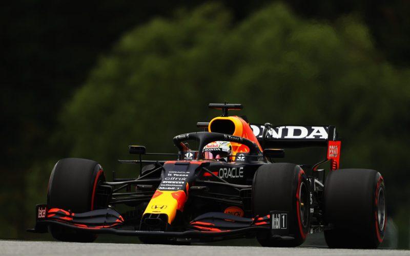 GP Αυστρίας Verstappen FP1