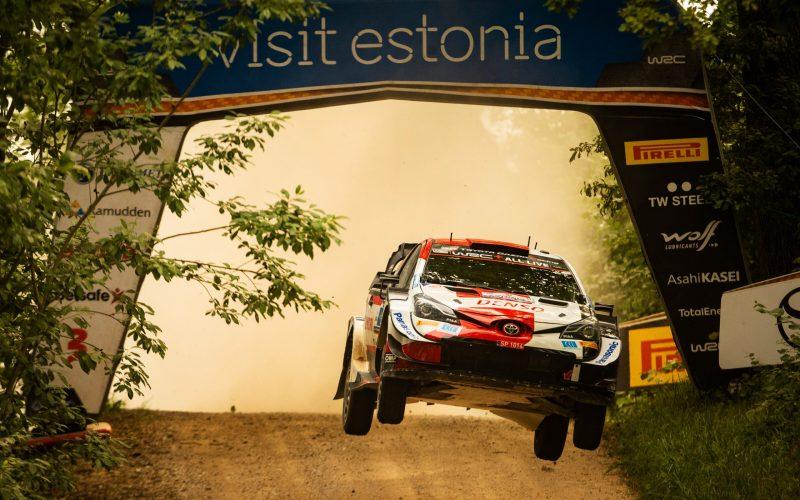 Rally Εσθονίας Rovanpera