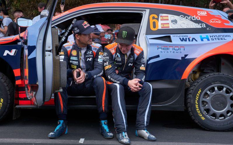Η Hyundai Motorsport ανακοίνωσε σήμερα ότι το τρίτο ότι οι Dani Sordo και Oliver Solberg θα μοιραστούν το τρίτο της αυτοκίνητο στο πρωτάθλημα του 2022.