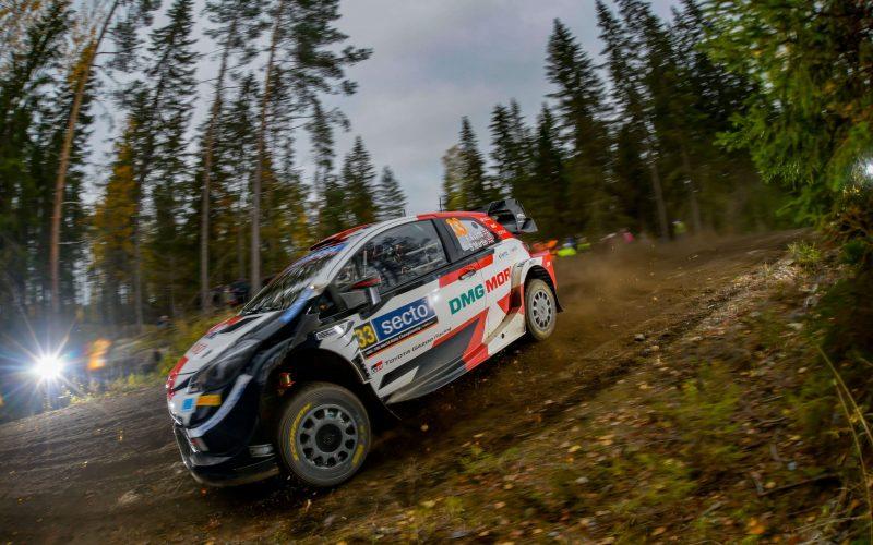 Rally Φινλανδίας - 3η Μέρα: Ιστορική νίκη Evans