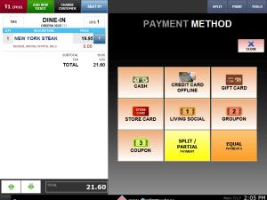 TRPOS-Paymet-Methods