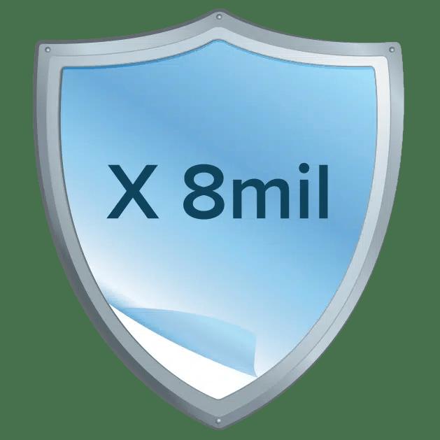 8 Mil Security Film