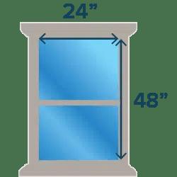 Small window 24