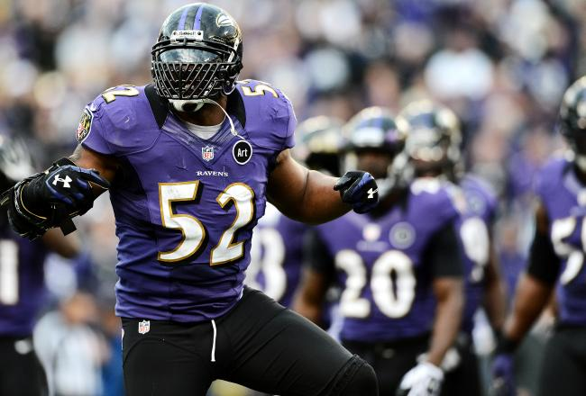 Ray Lewis will be doing his final dance next Sunday at the Super Bowl in New Orleans.  But there are some places I don't think he should be visiting.
