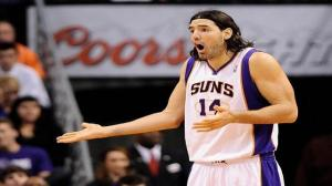 Luis Scola Flopping