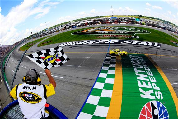 Credit: Sean Gardner/NASCAR via Getty Images
