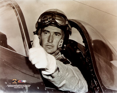 ted williams fighter pilot