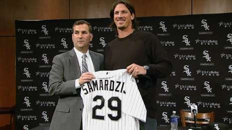 The acquisition of Jeff Samardzija, could put the White Sox in playoff contention in 2015. (Photo courtesy of mlb.com)