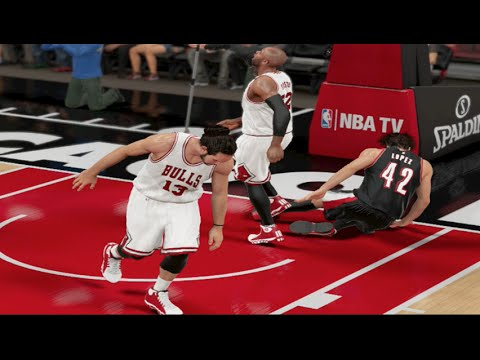 nba2k16gameplay