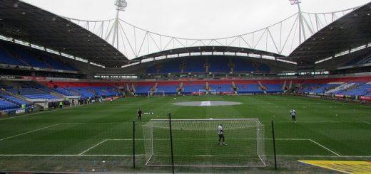 Macron Stadium, home of Bolton Wanderers