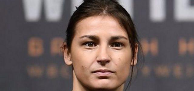 Irish boxer Katie Taylor