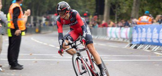 Belgian cyclist Dylan Teuns