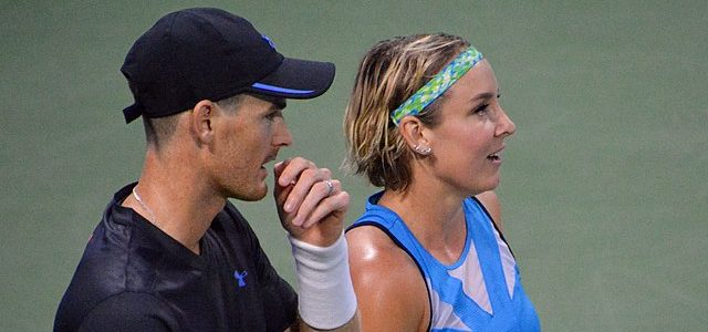 Jamie Murray and Bethanie Mattek-Sands