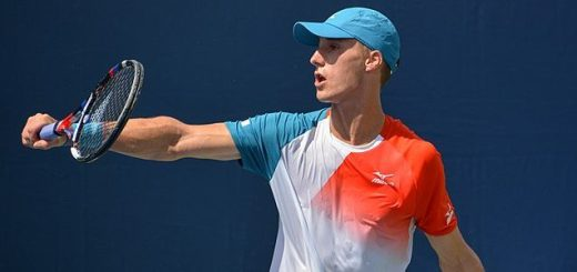 British doubles tennis player Joe Salisbury