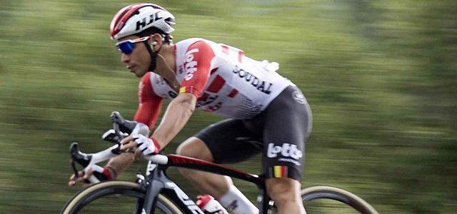Australian Lotto-Soudal rider Caleb Ewan during the 2019 Tour de France.