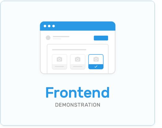 TotalContest WordPress contest plugin frontend demo