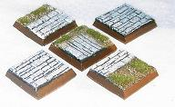 R00FB201 - 25mm square (cobblestones)