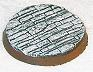 R00FB449 - 40mm round base (cobbles)