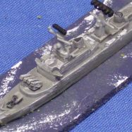 RON07 County Class Exocet Destroyer
