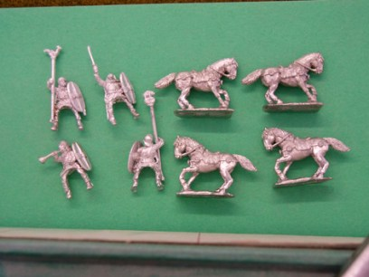 GG13  Gallic Cavalry Command