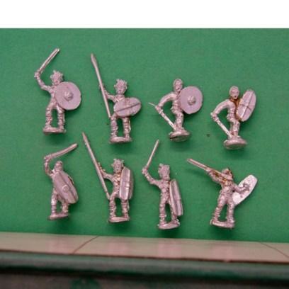 GG18  Celtic Infantry