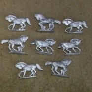 PA11 Unarmoured Horses