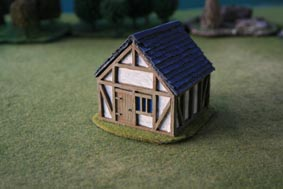 R15BH100 - Low House (short)