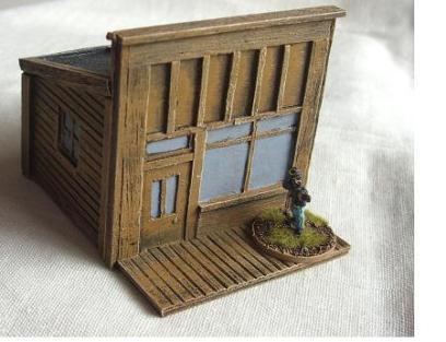 R15BH200 - Wild West House (short)