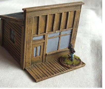 R15BH201 - Wild West House (long)