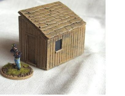 R15BH230 - Wooden Lean-to