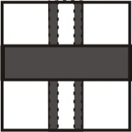 2T1K - Track crossing road