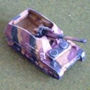 GAW06 SdKfz 165 Hummel