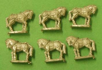 CM01 Draught Horses