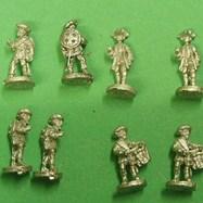 HI25 Mercenary or French Sepoy Command