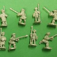 HI52 Maharatta Spearmen
