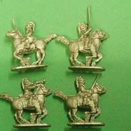 HI59 John Company British Cavalry Command