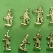LAN20 Burgundian Crossbowmen