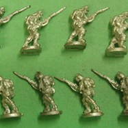 MAX04 Belgian Legion Infantry